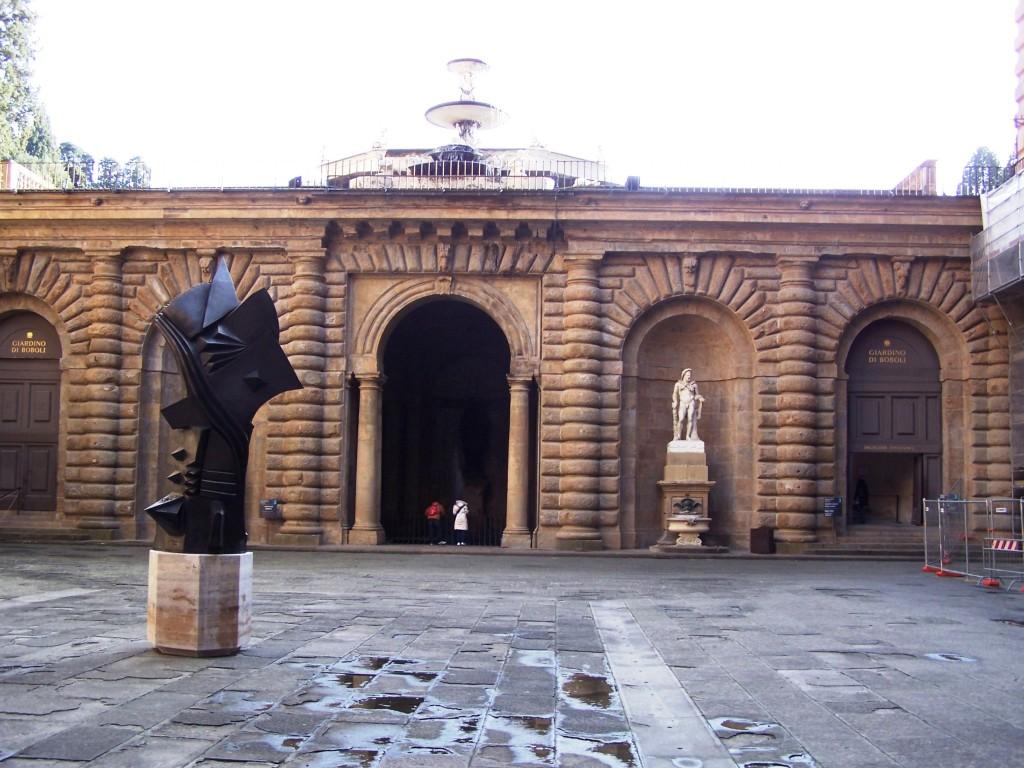 Ammannati Courtyard