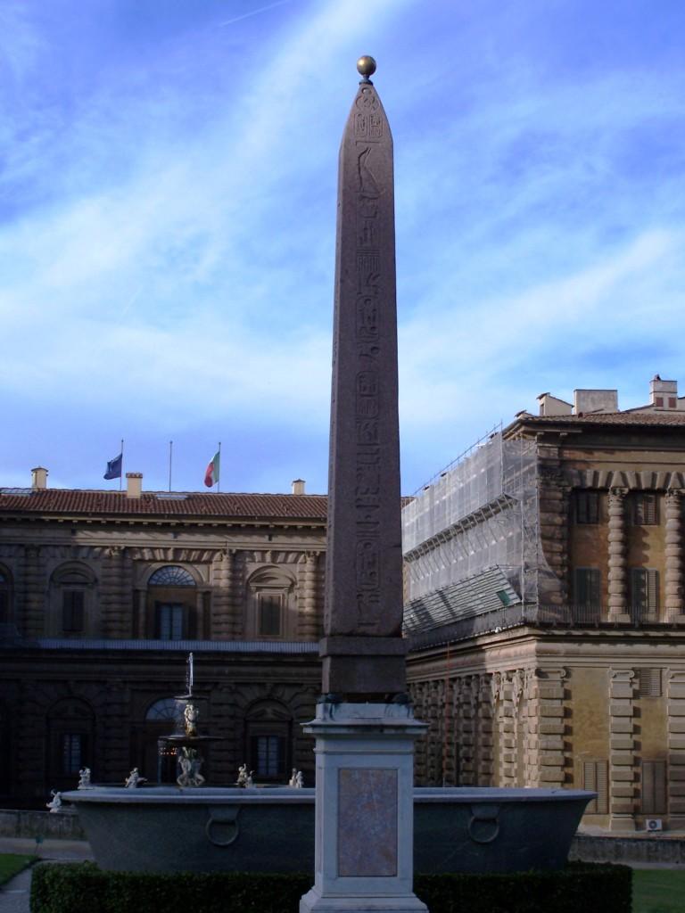 100_4094 Boboli Gardens - Egyptian Obelisk