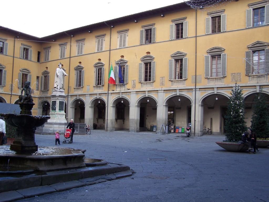 Piazza Commune