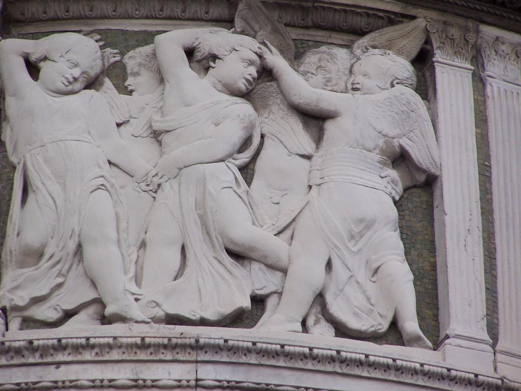 Donatello - panel 2