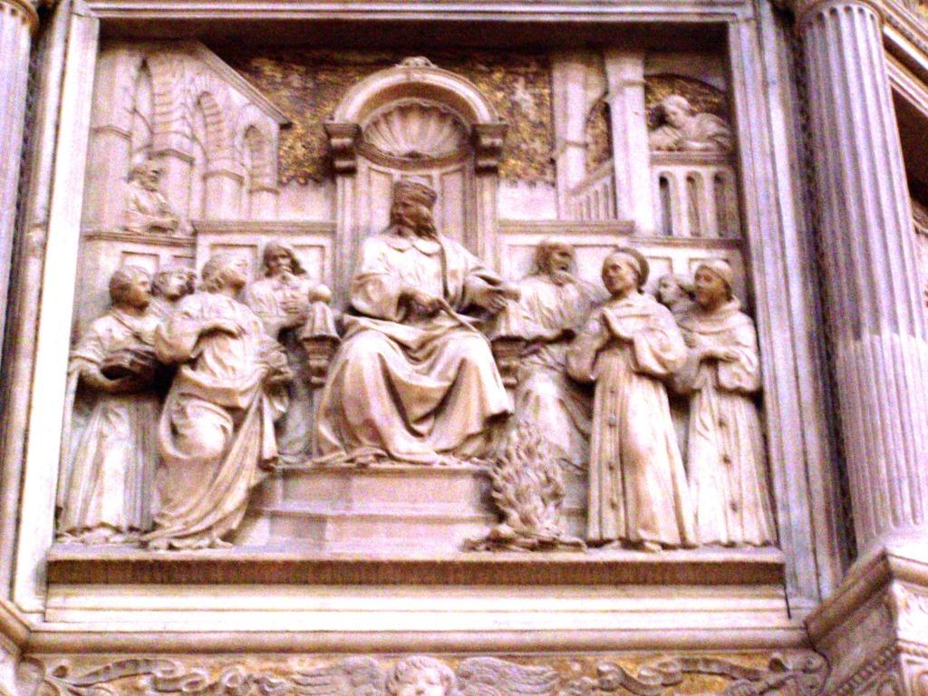 Santa Croce pulpit