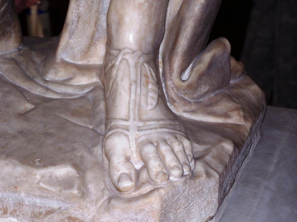 100_3940 Bargello - Desiderio da Settignano's John the Baptist