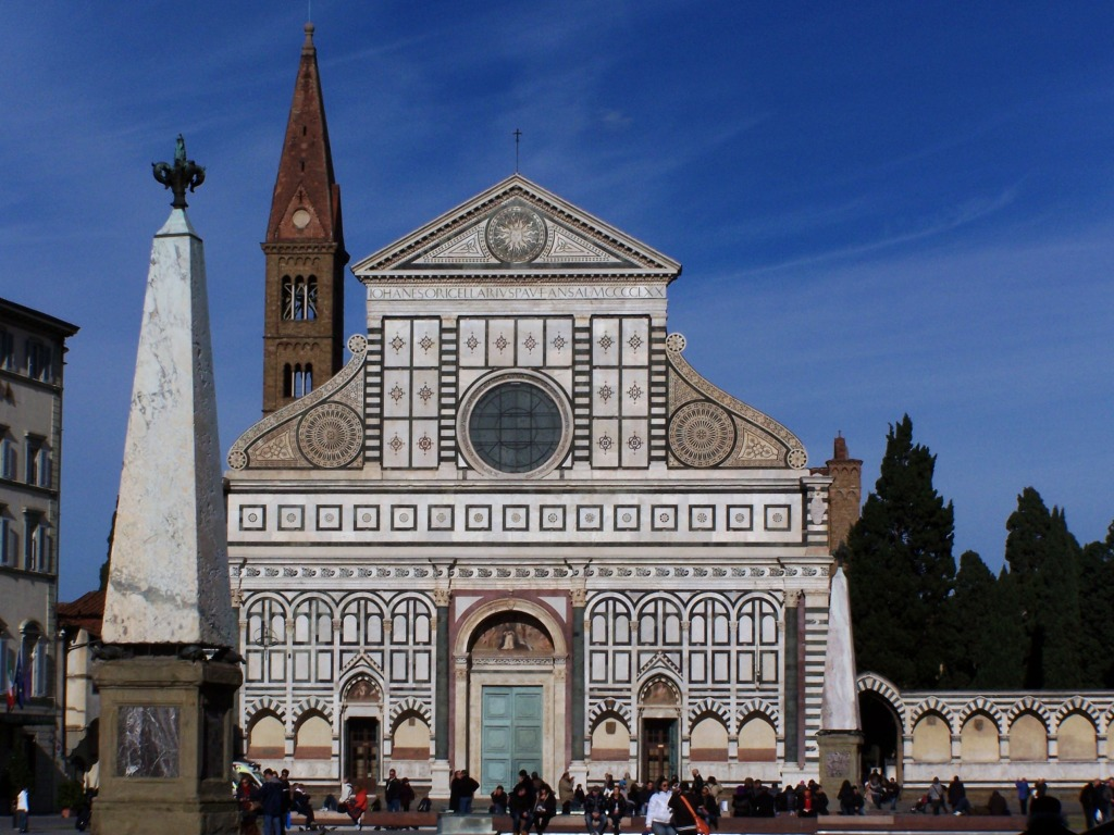 Basilica di santa maria novella the home of lee braden for Novella homes