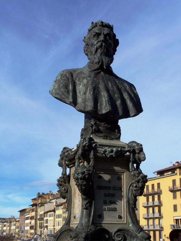 100_3982 Ponte Vecchio - Maestro Cellini