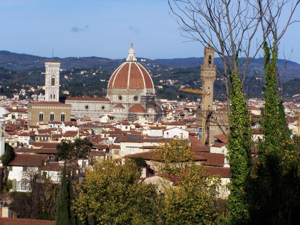 100_4028 Boboli Gardens - Florence view