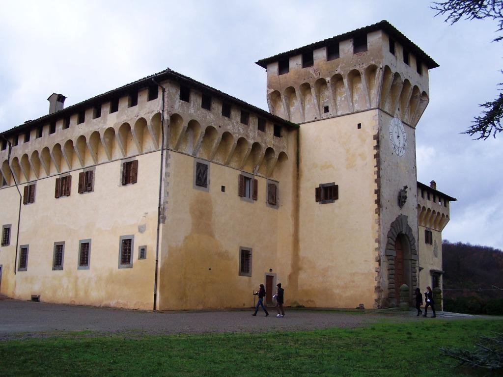 100_4177 Mugello - Medici villa