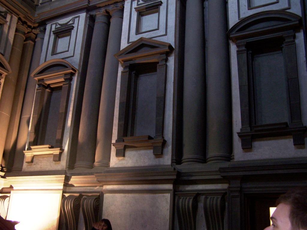 Basilica di San Lorenzo - Vestibule Laurentian Library