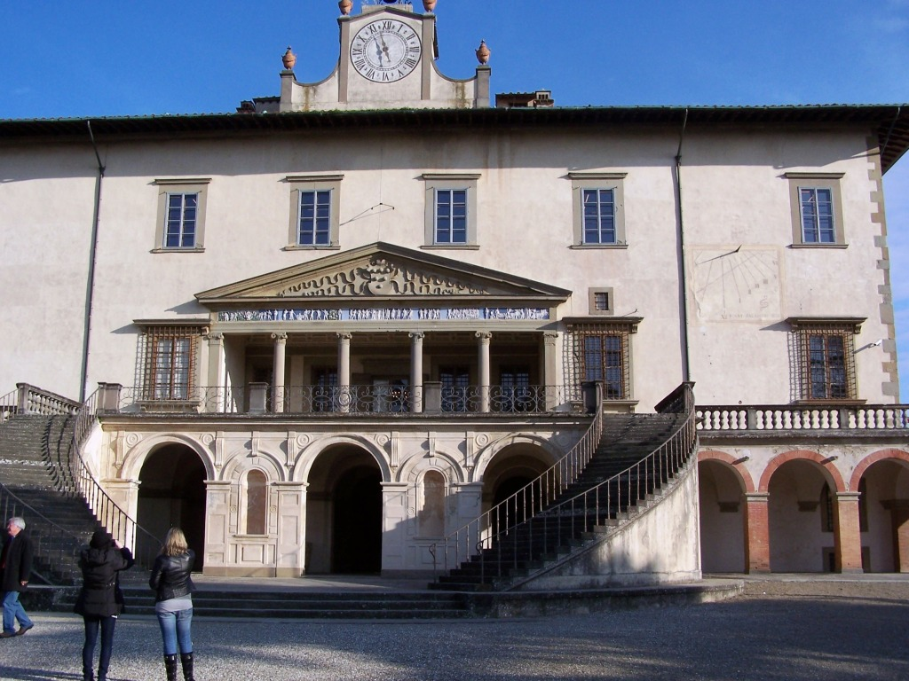 100_4270 Poggio a Caiano - Medici villa