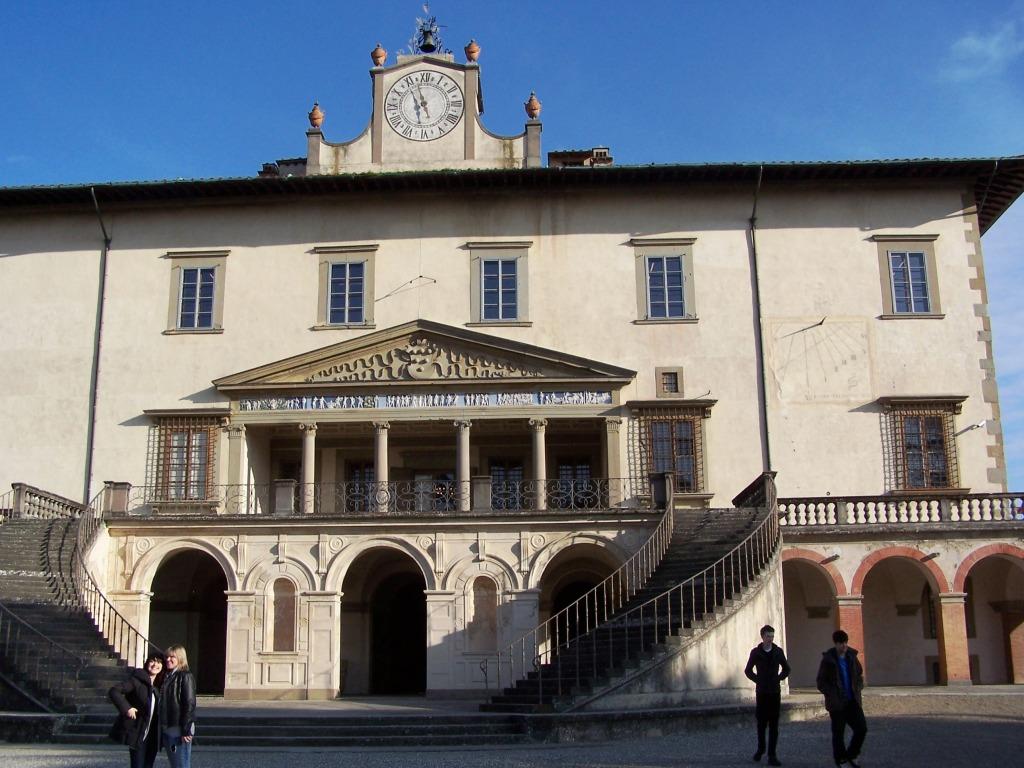 100_4271 Poggio a Caiano - Medici villa
