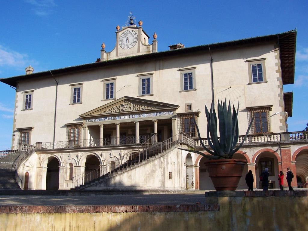 100_4272 Poggio a Caiano - Medici villa