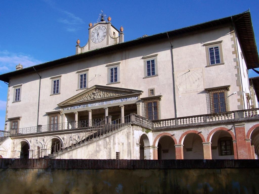 100_4273 Poggio a Caiano - Medici villa
