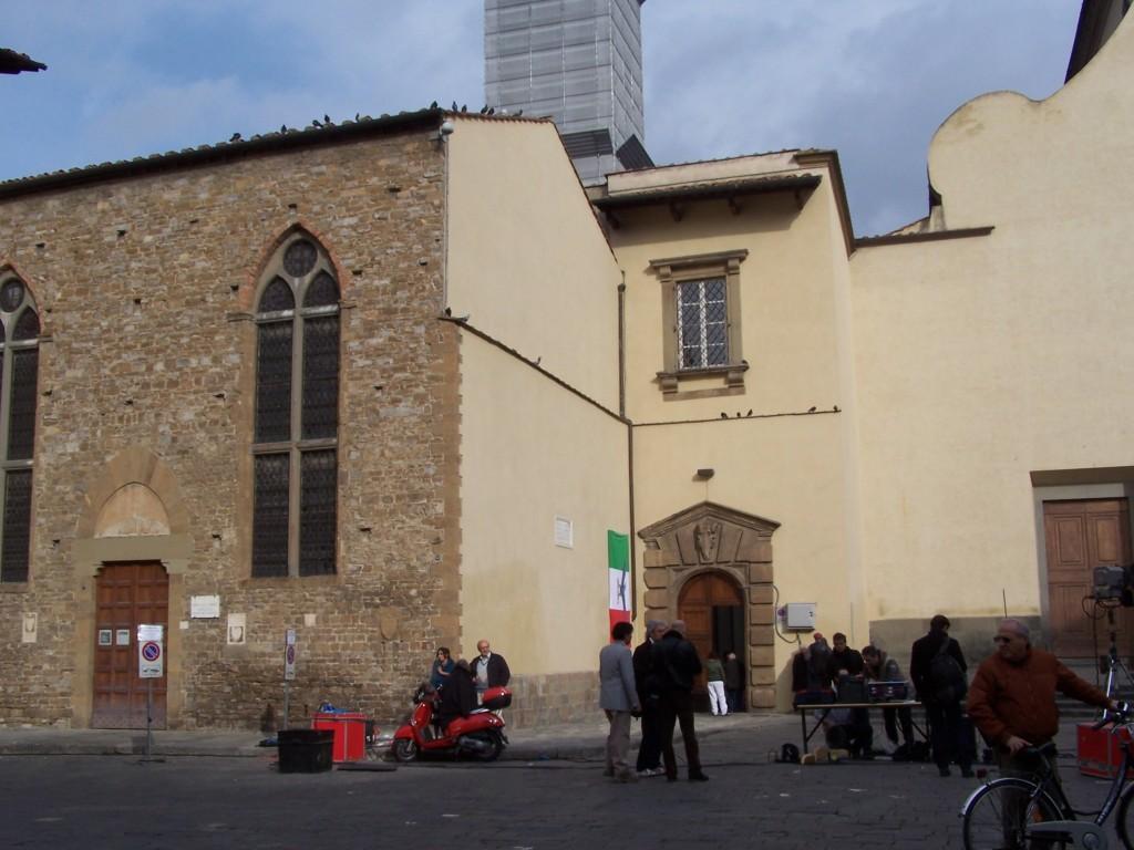 Baptistry of San Spirito