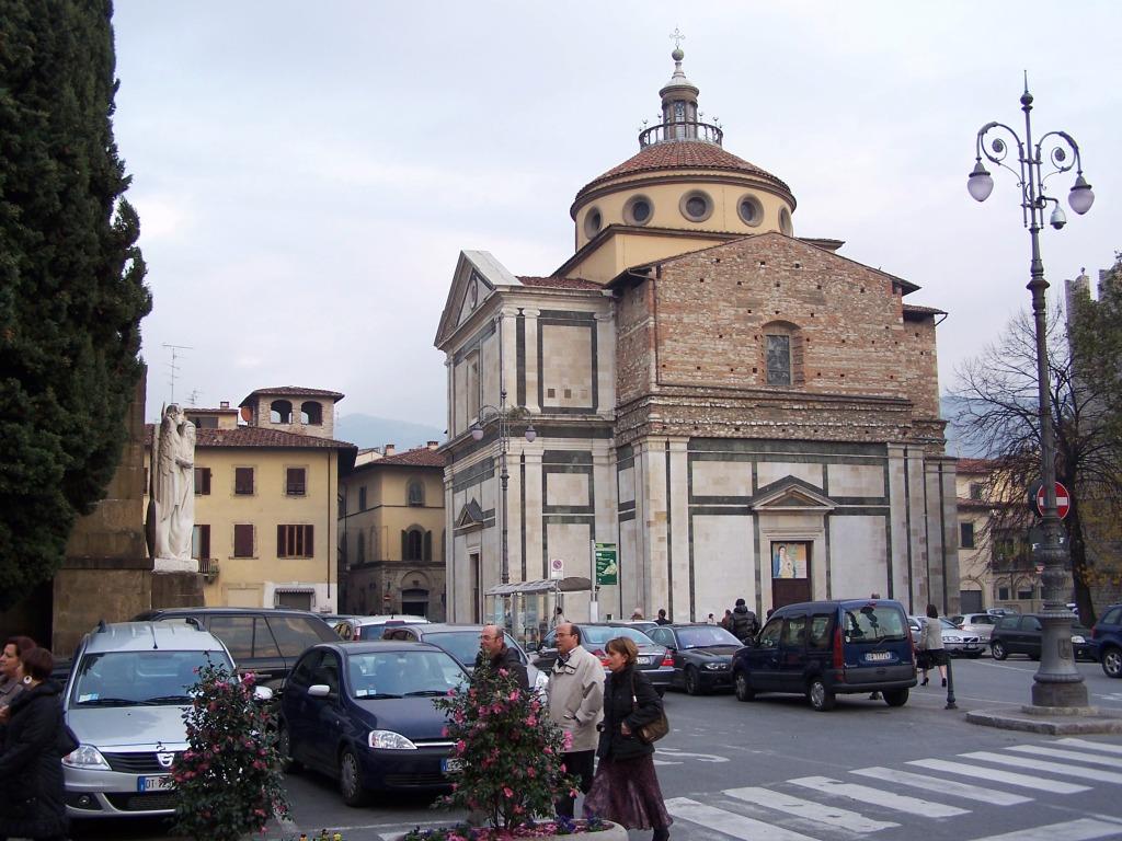 Basilica of S. Maria delle Carceri 1