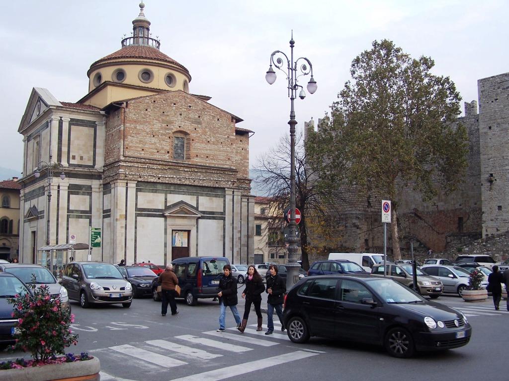 Basilica of S. Maria delle Carceri