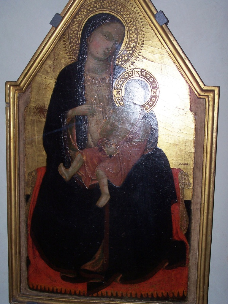 Buonomini - Painting - Madonna and Child 3