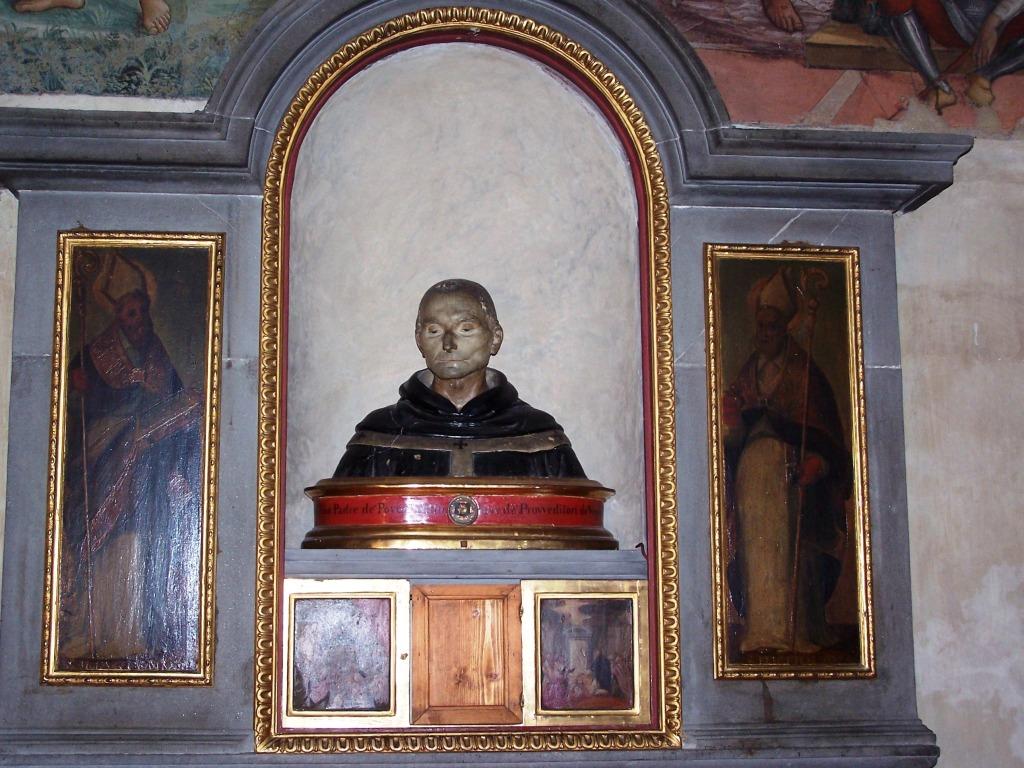 Buonomini - Sant'Antonino altar