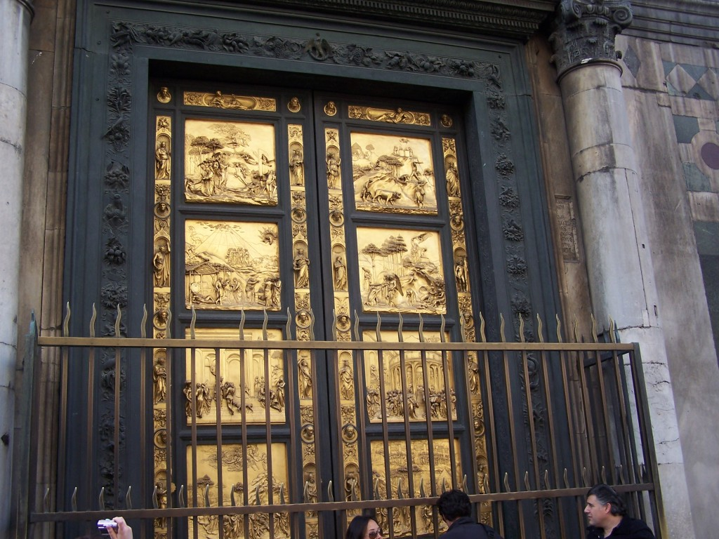 Golden doors 5