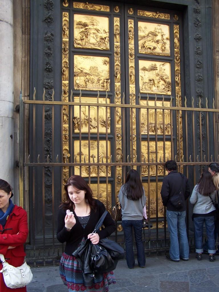 Golden Doors with Kait