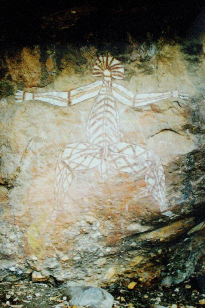 Burrunggui Rock Art