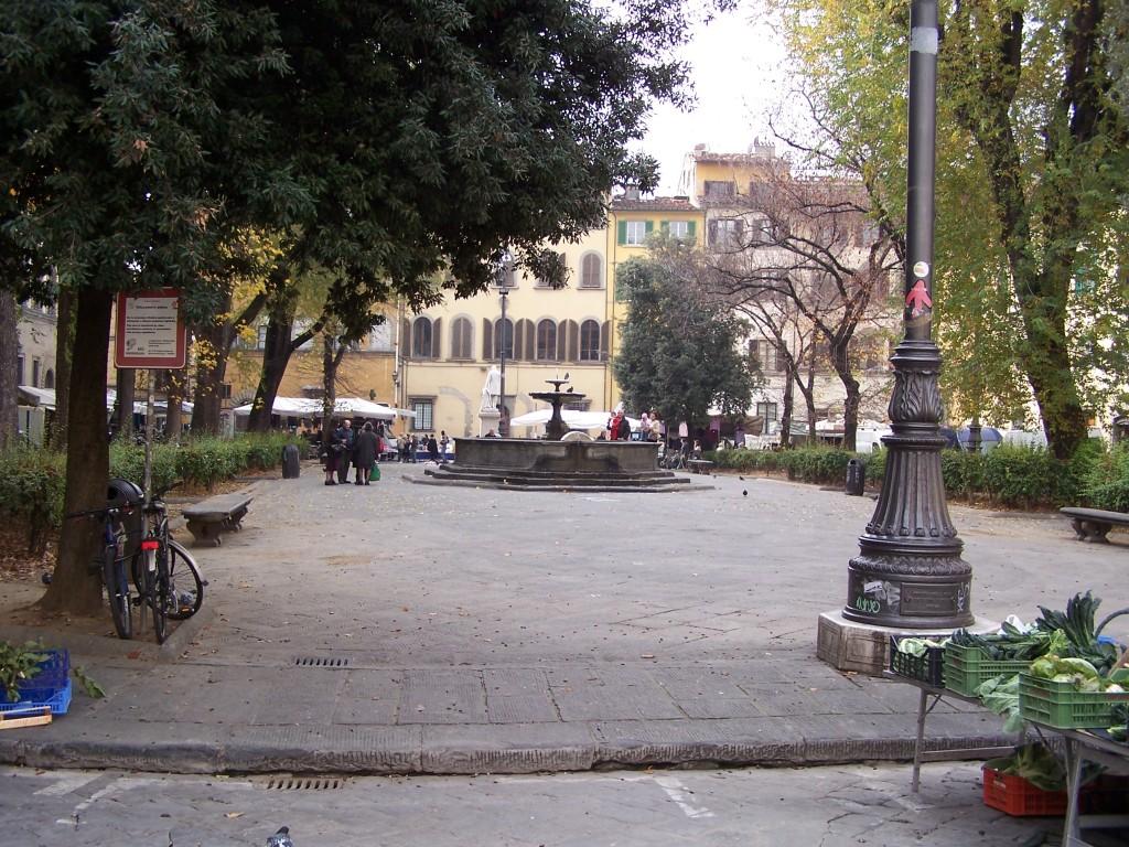Piazza della Santo Spirito