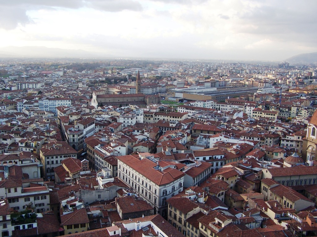 View from Campanile 11
