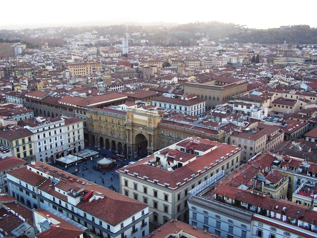 View from Campanile 4