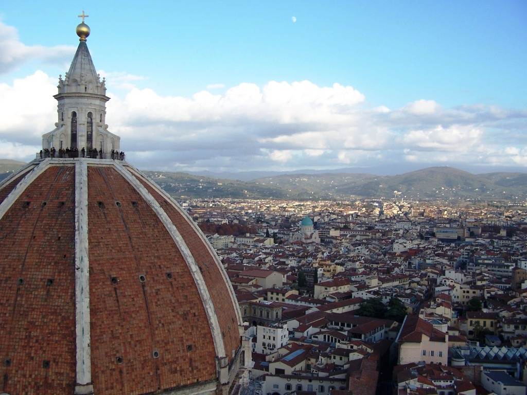 View from Campanile 8