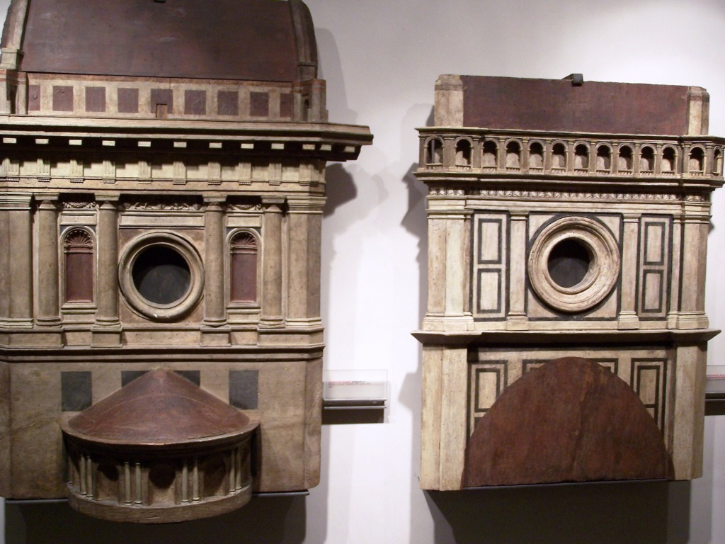 Brunelleschi's models