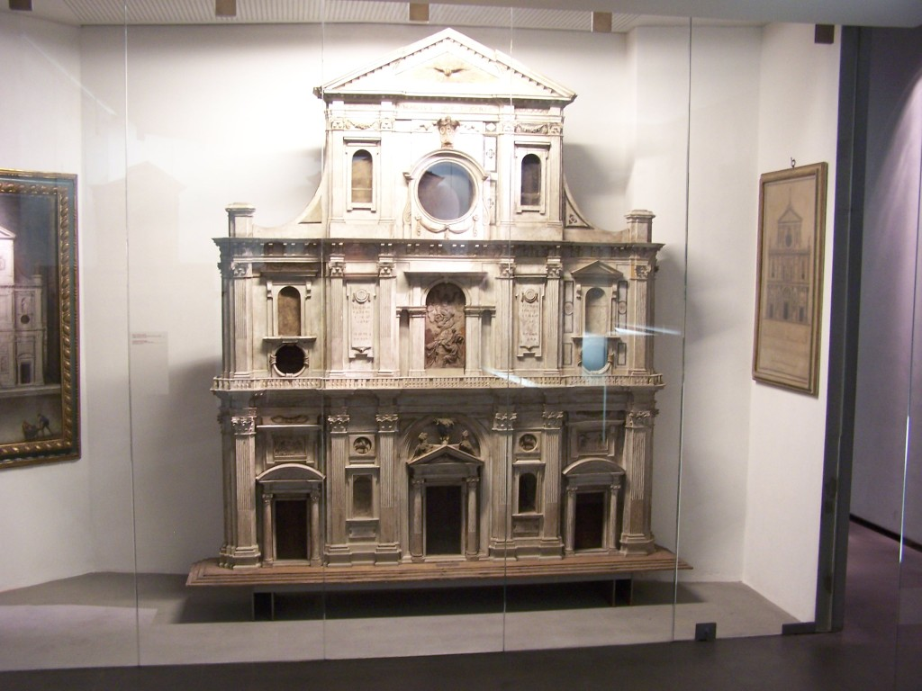 Brunelleschi's models 3