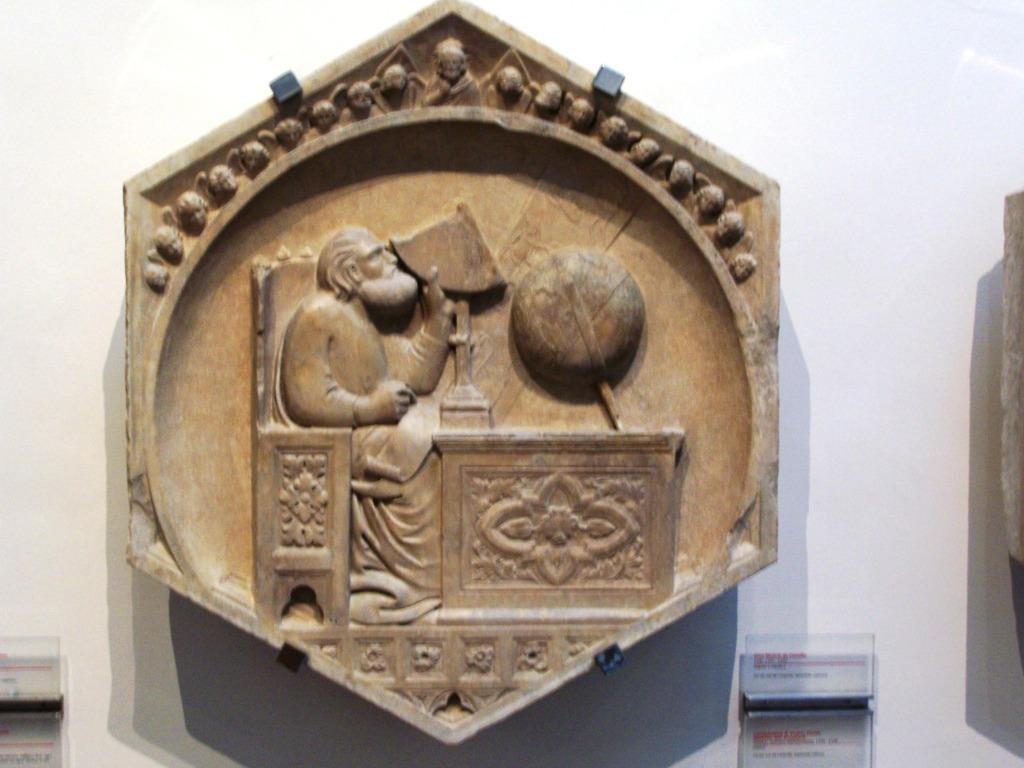 Giotto's campanile _ relief