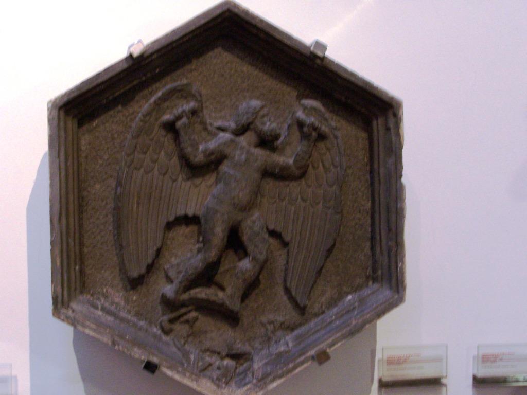 Giotto's campanile _ relief 10