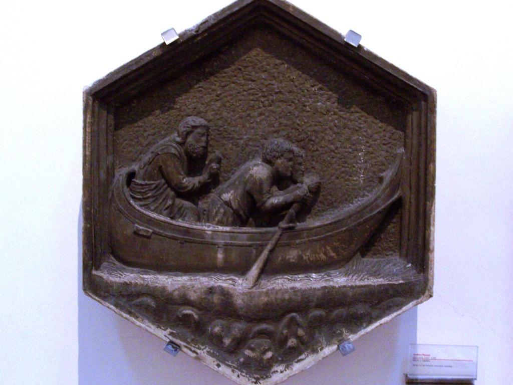 Giotto's campanile _ relief 11