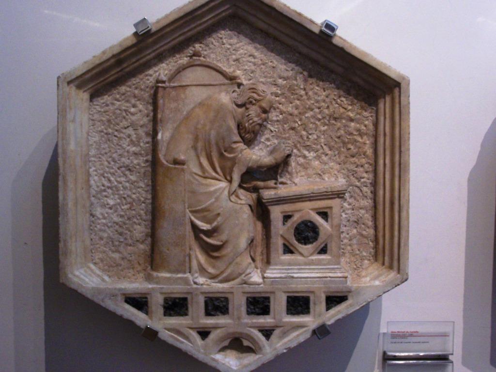 Giotto's campanile _ relief 15