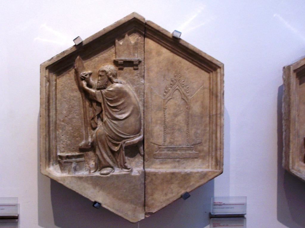 Giotto's campanile _ relief 17
