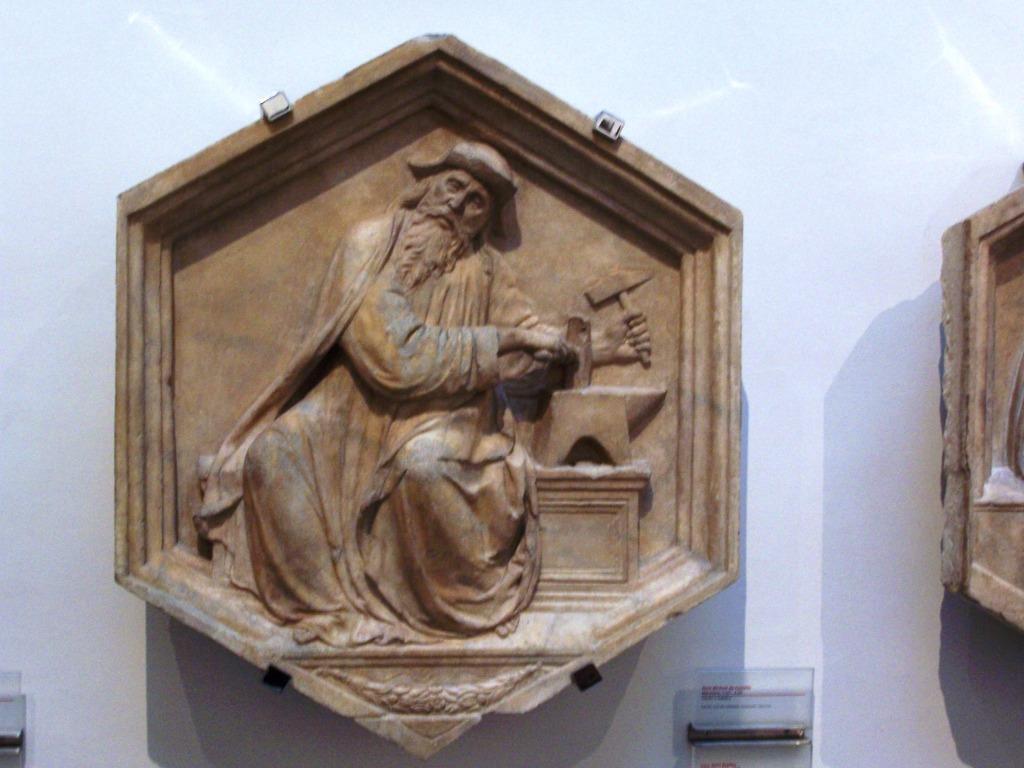 Giotto's campanile _ relief 18