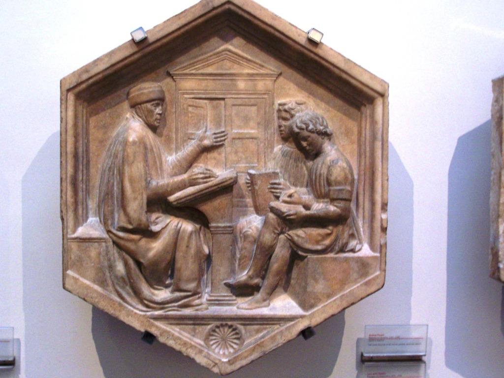Giotto's campanile _ relief 19