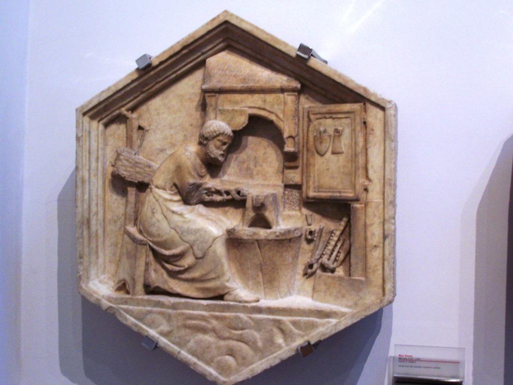 Giotto's campanile _ relief 2