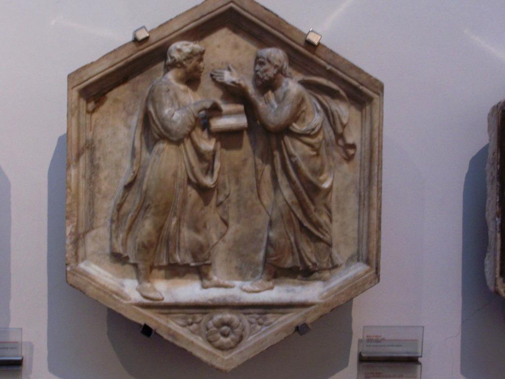 Giotto's campanile _ relief 20