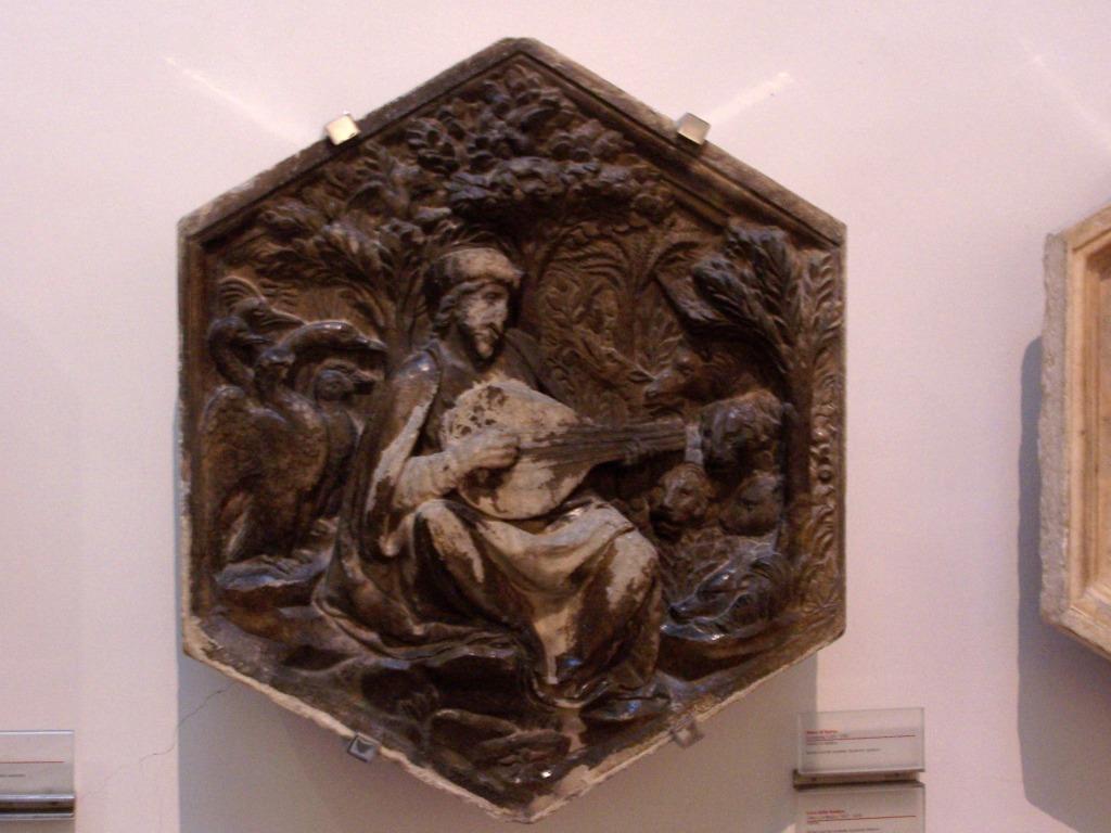 Giotto's campanile _ relief 21