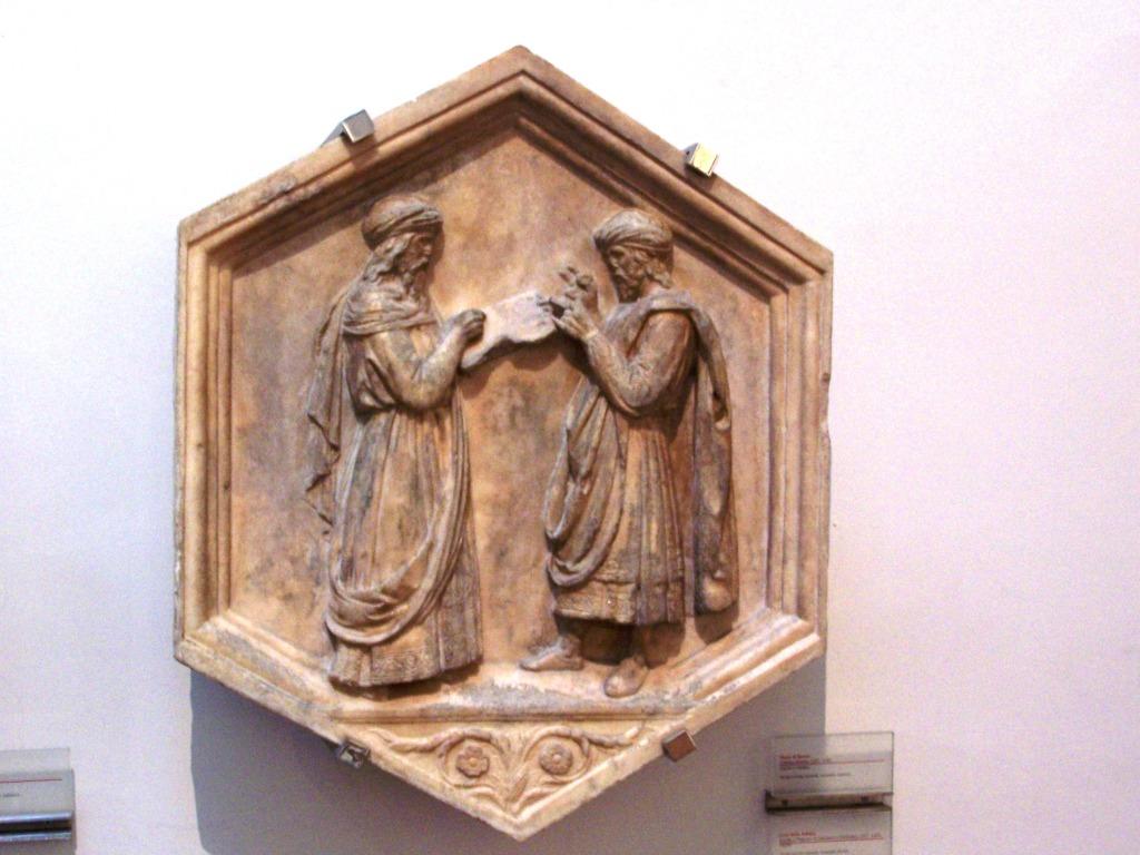 Giotto's campanile _ relief 22