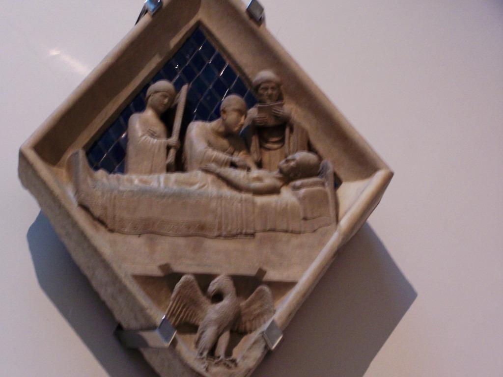 Giotto's campanile _ relief 23