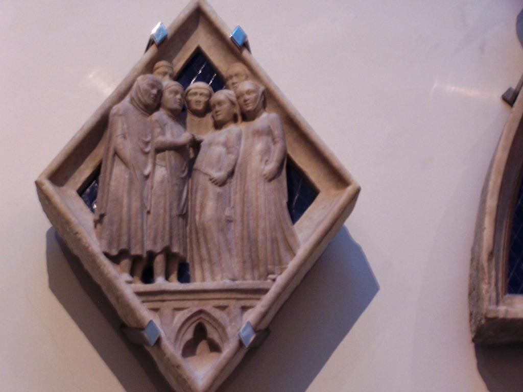 Giotto's campanile _ relief 27