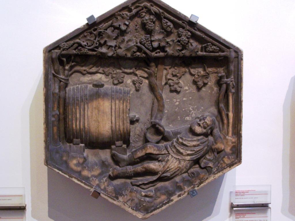 Giotto's campanile _ relief 3