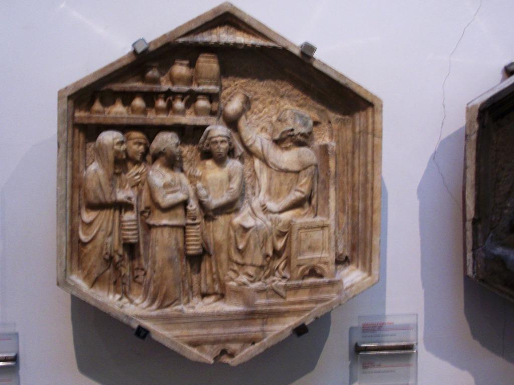 Giotto's campanile _ relief 6