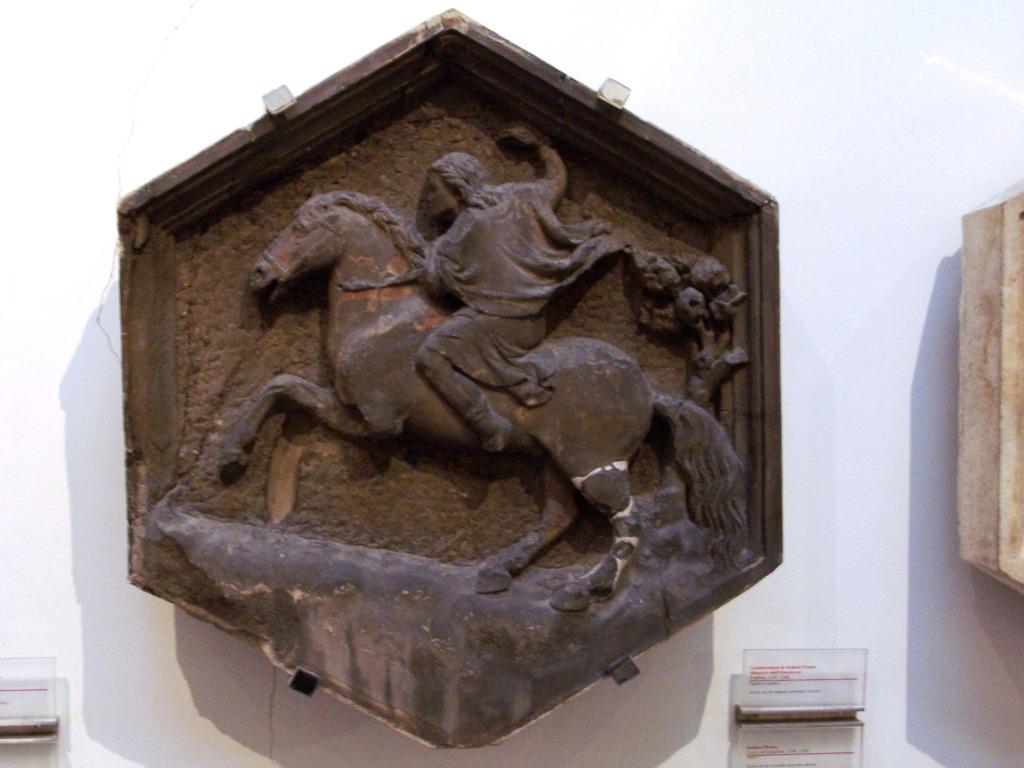 Giotto's campanile _ relief 7