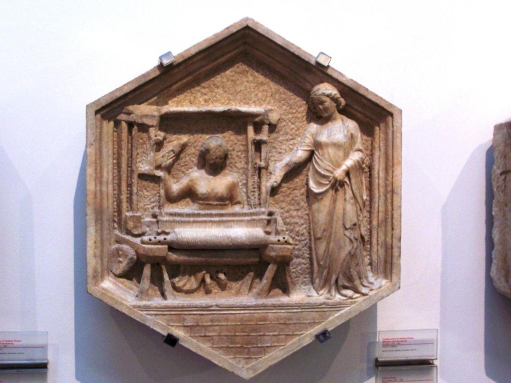 Giotto's campanile _ relief 8