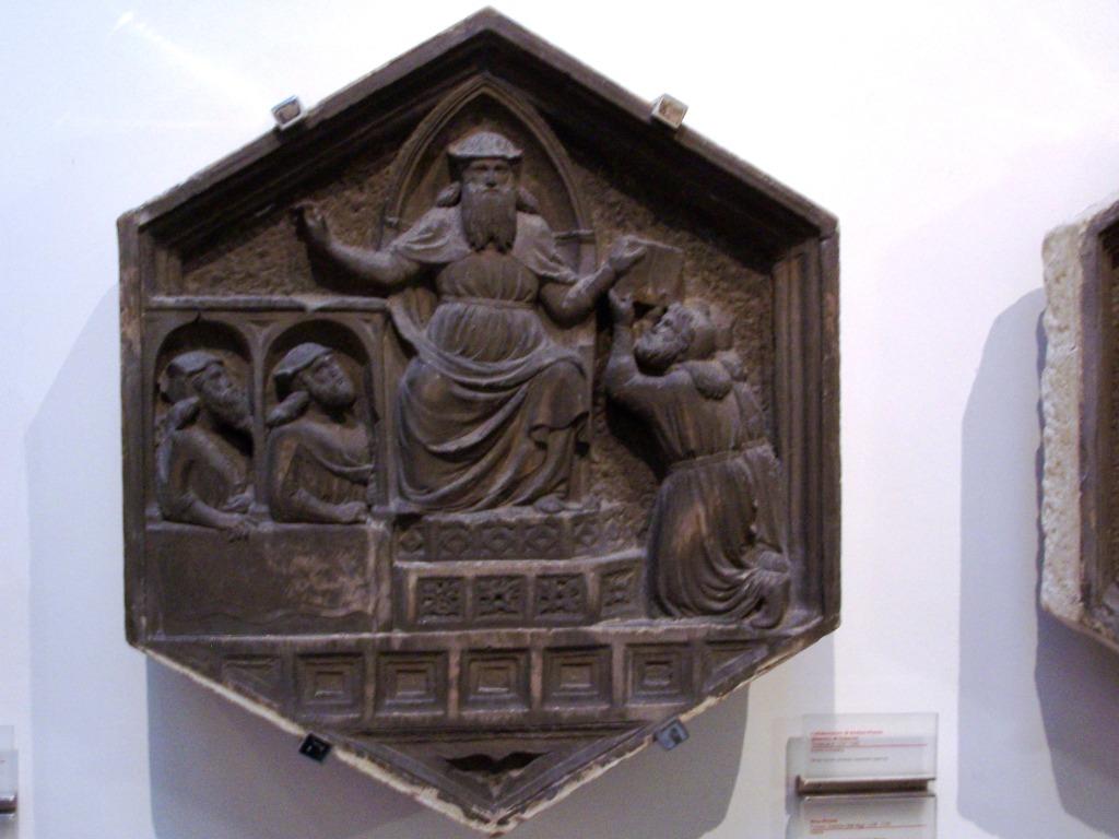 Giotto's campanile _ relief 9