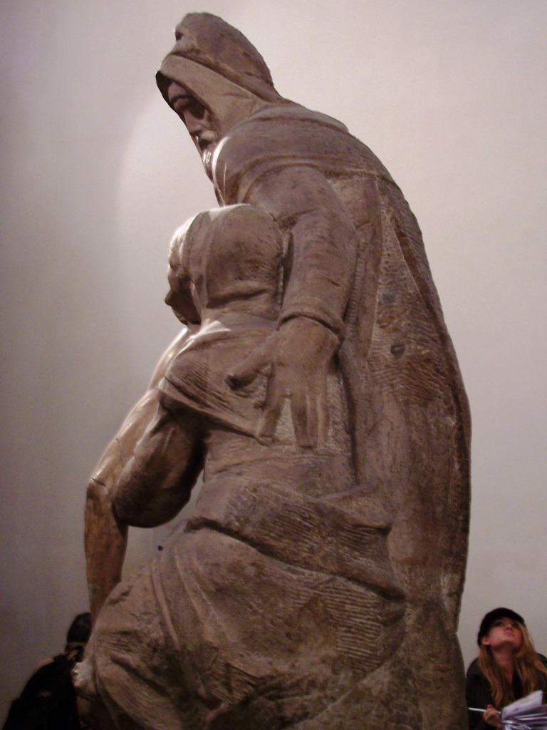 Museo dell'opera del Duomo - Michelangelo's Pieta 6