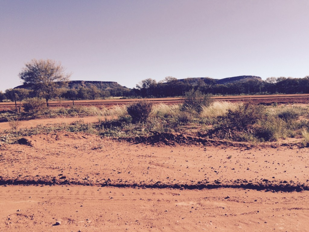 Southern Stock Route - the Tanami Desert Road