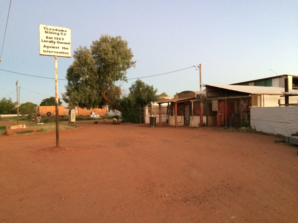 Yuendumu Mining Shop - Limited merchandise at ethical prices
